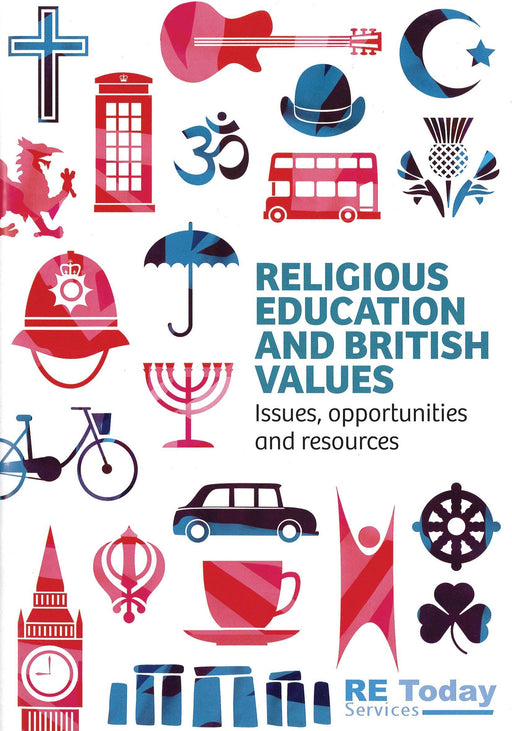 Religious Education and British Values Book