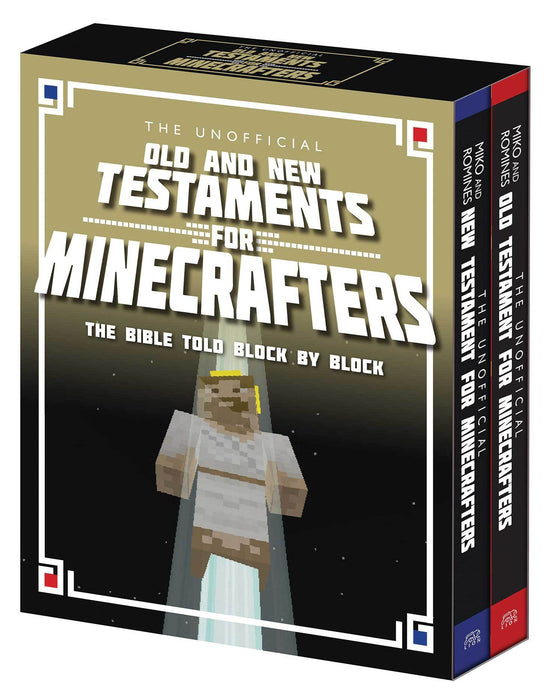 The Unofficial Bible for Minecrafters Box Set