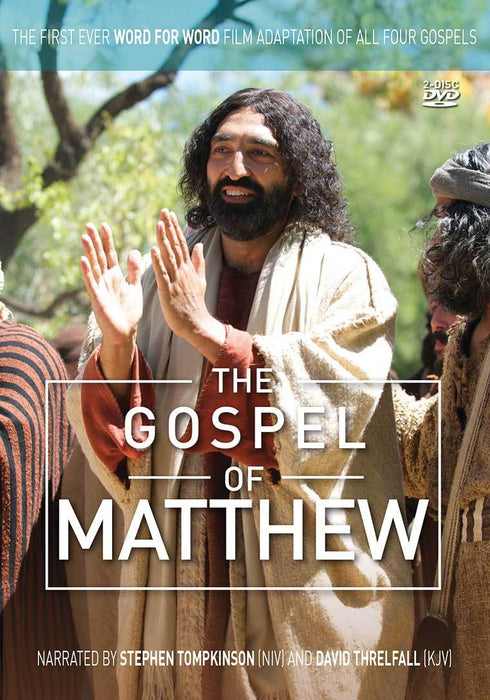 The Gospel of Matthew DVD