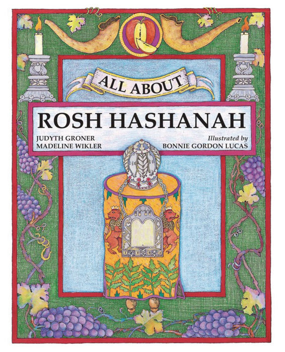 All About... Set of 4 Jewish Festival Books