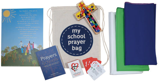 My School Prayer Bag