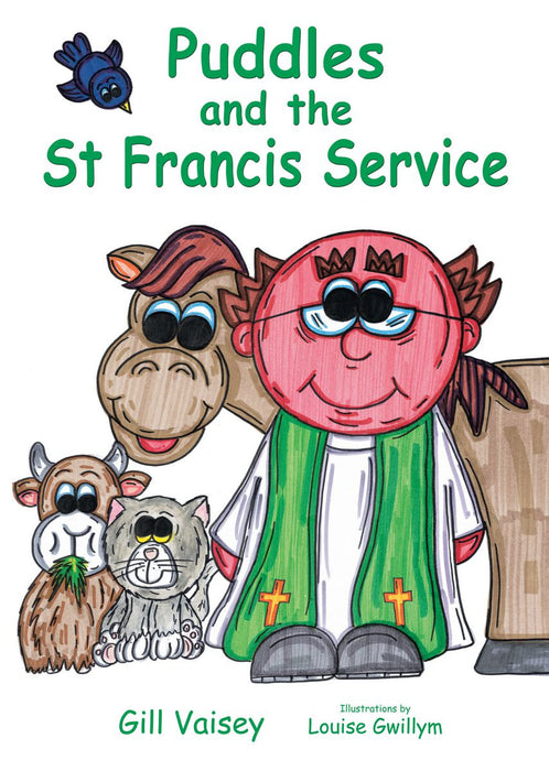 Puddles and the St Francis Service Big Book