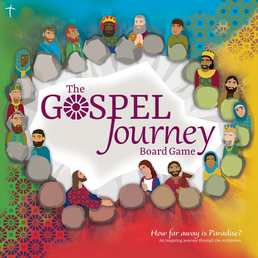 The Gospel Journey Board Game