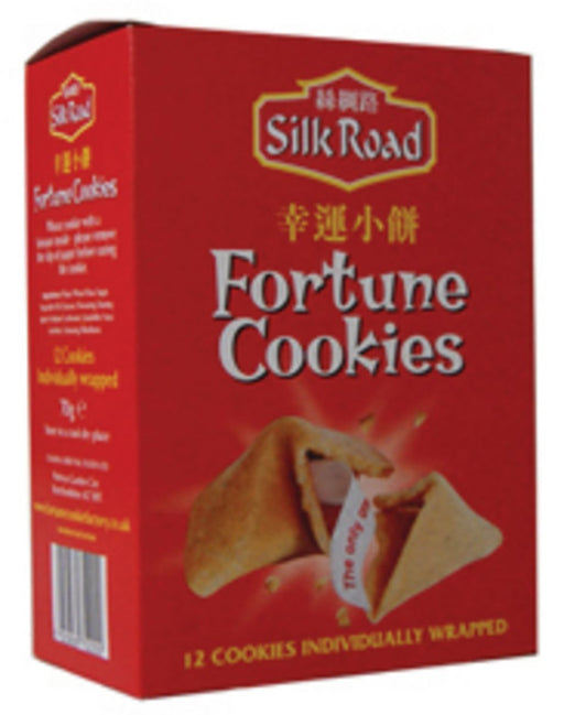 Box of 12 Fortune Cookies