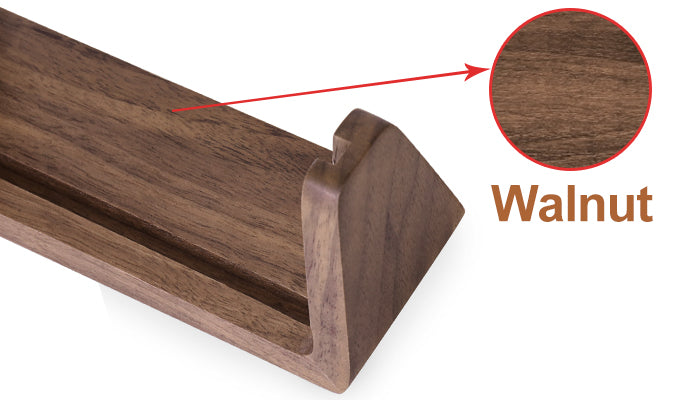 Premium Natural Walnut Wood