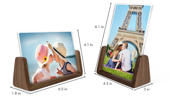 Fit for 5 x 7 Inch Photos