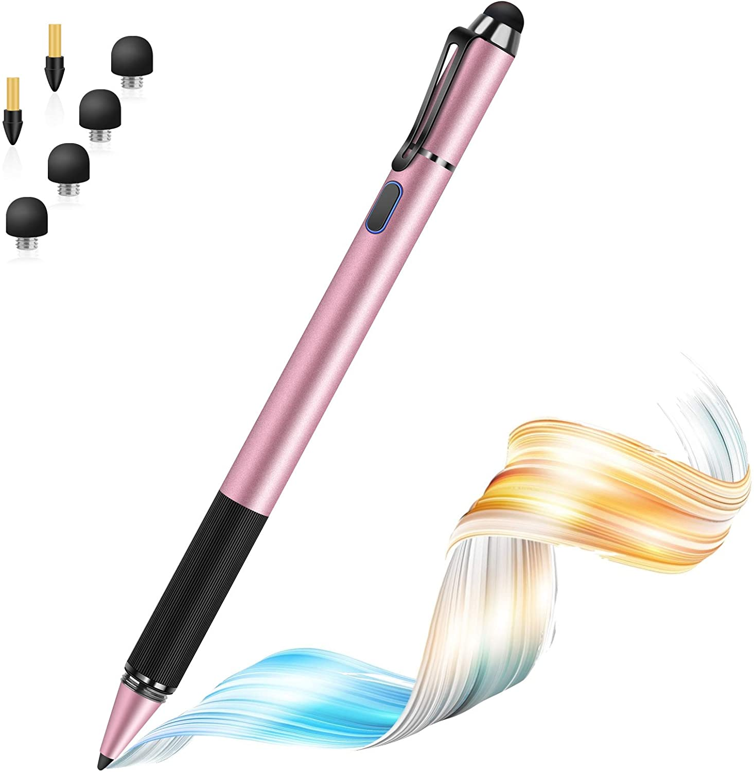 2-in-1 Stylus with Palm Rejection