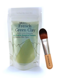 French Green Facial Clay