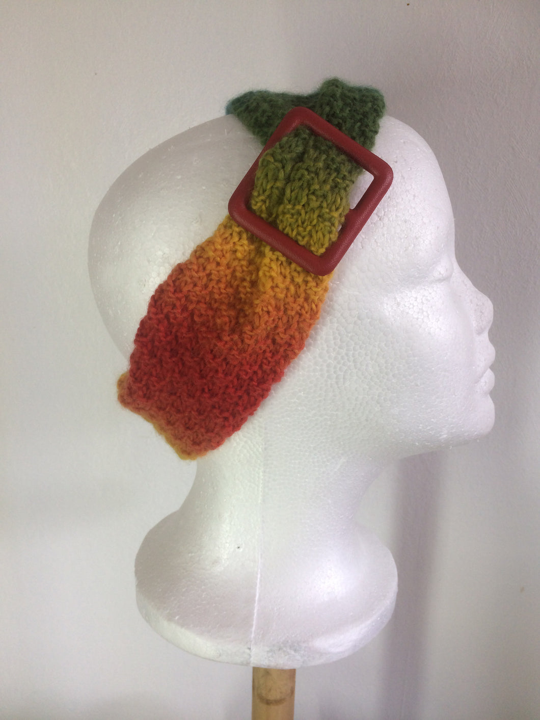Headbands knitted