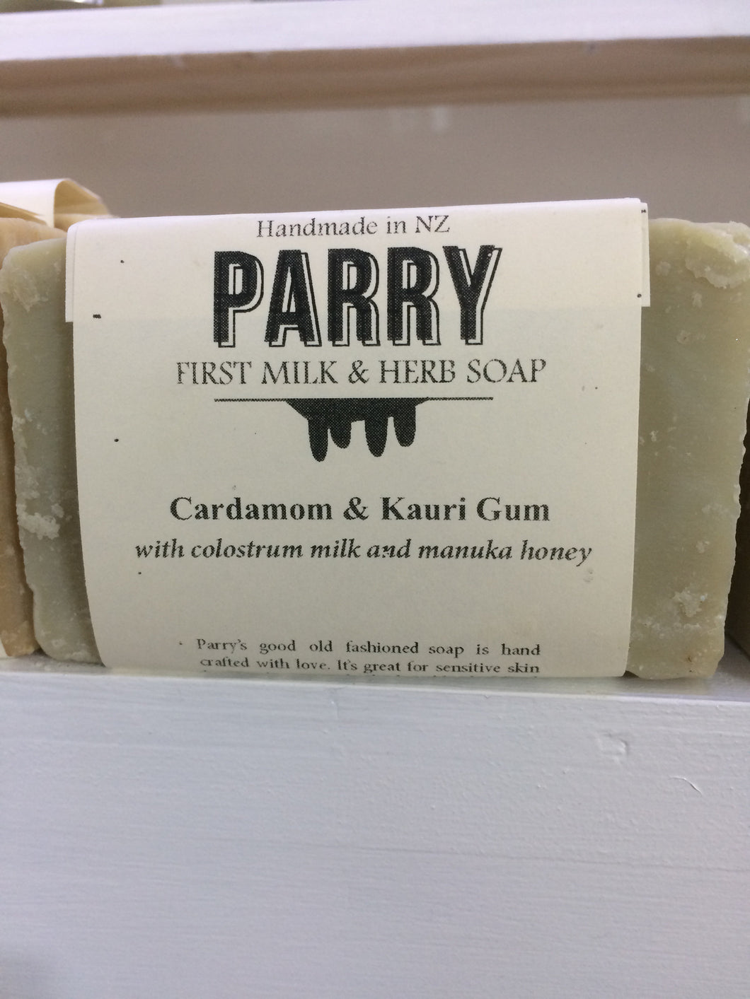 Cardamom and Kauri Gum Large