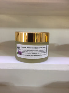 Natural Lavender & Peppermint moisturising Balm - Large