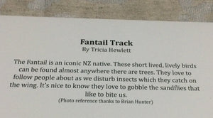 Cards - Fantail Track