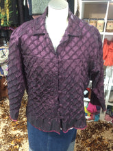 Jacket - Grape colour