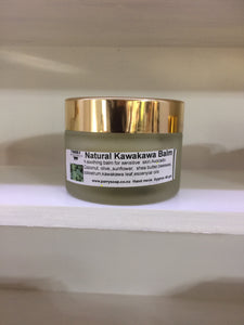 Natural Kawakawa & Colostrum - Moisturising Balm - Small