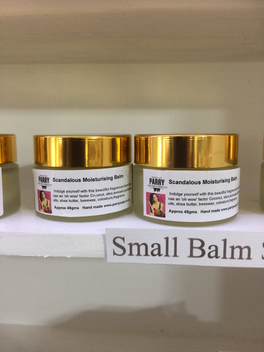 Scandalous moisturising Balm - Small