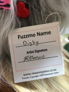 Fuzzmo by Roseanne Jones - Digby