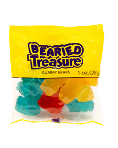 New! Gummi Bearied Treasure Shark Camp | Tray of 10