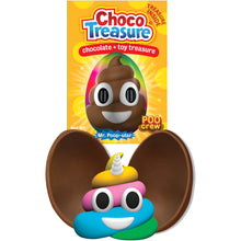 Load image into Gallery viewer, Choco Treasure Poo Crew Surprise Eggs | Tray of 12