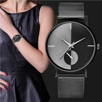Fashion Dual Color Watch