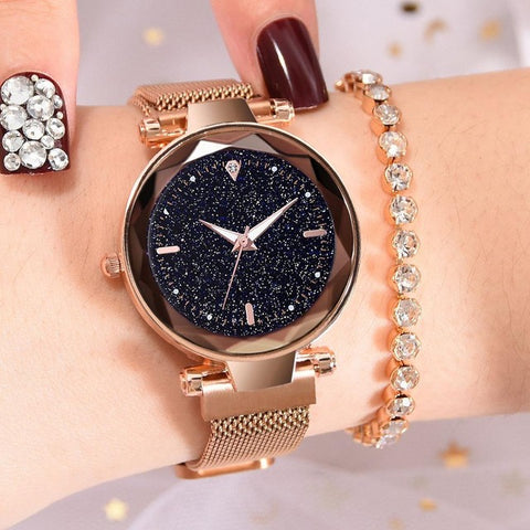 Sky Magnetic Watch