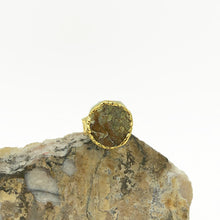 Load image into Gallery viewer, Druzy Agate RIng