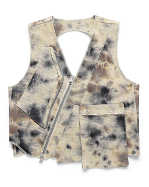 Stained Utility Vest