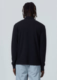 Black Longsleeve Polo A-COLD-WALL* (ACW)