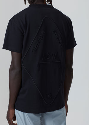 Black Rhombus Short-sleeve A-COLD-WALL* (ACW)