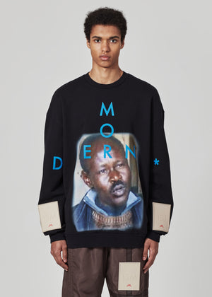 Modern* Graphic Crewneck