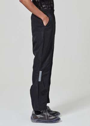 Draped Fuse Tape Trouser