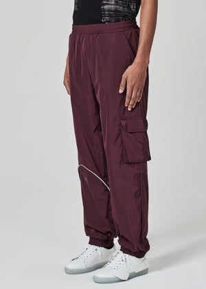 Curved Piping Trouser