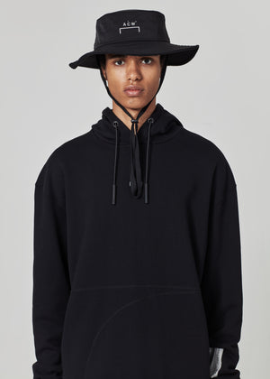 Rubberised Bracket Bucket Hat