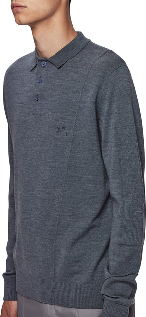 Render Knitted Polo - A-COLD-WALL* (ACW)