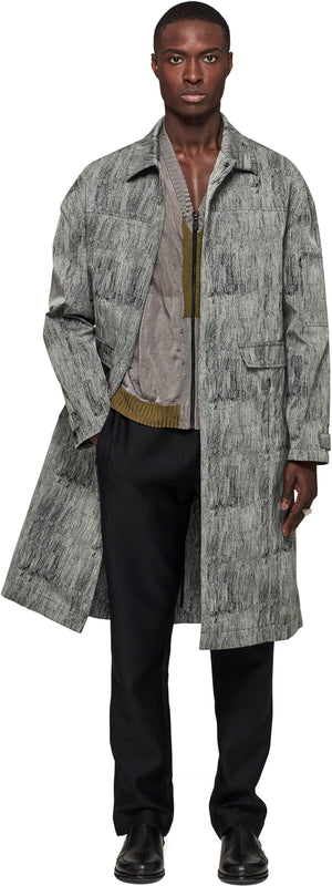 Static Mac Coat