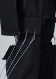 Utility Hook Nylon Coat - Onyx A-COLD-WALL* (ACW)