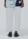 Curved Piping Trouser - White A-COLD-WALL* (ACW)