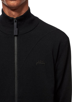 Essential Zip Knit