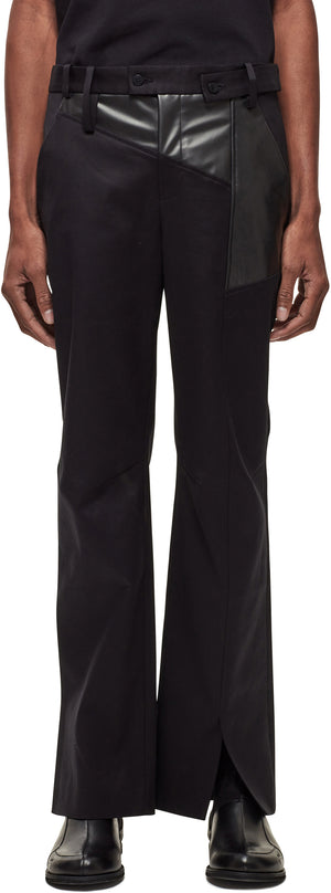 Black-Form Trousers