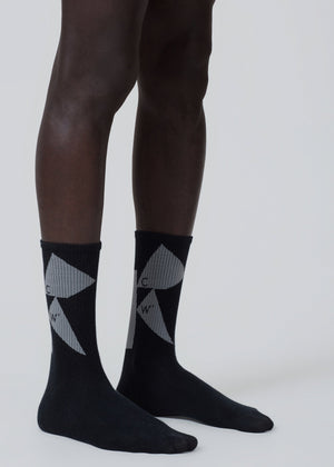 Fractured Onyx Sock A-COLD-WALL* (ACW)