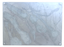 Load image into Gallery viewer, Glacier Board Glass Dry Erase Board, Forged Steel, 45*33 Inches