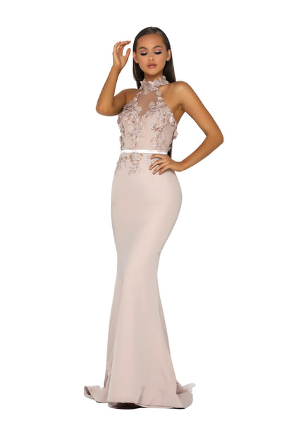 ALESSANDRA GOWN STONE