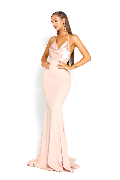 PS1911 BLUSH DRESS