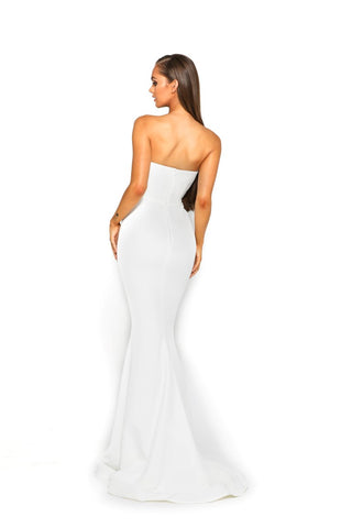 PS1921 WHITE DRESS