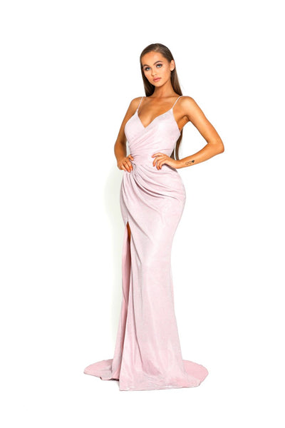 PS1922 PINK DIAMOND STEPHANIE DRESS