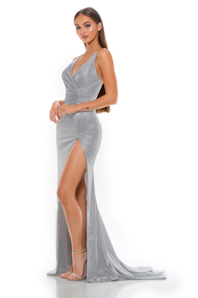 PS1927 SILVER DIAMOND DRESS