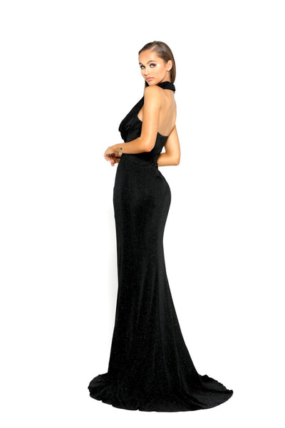 PS1972 BLACK DRESS