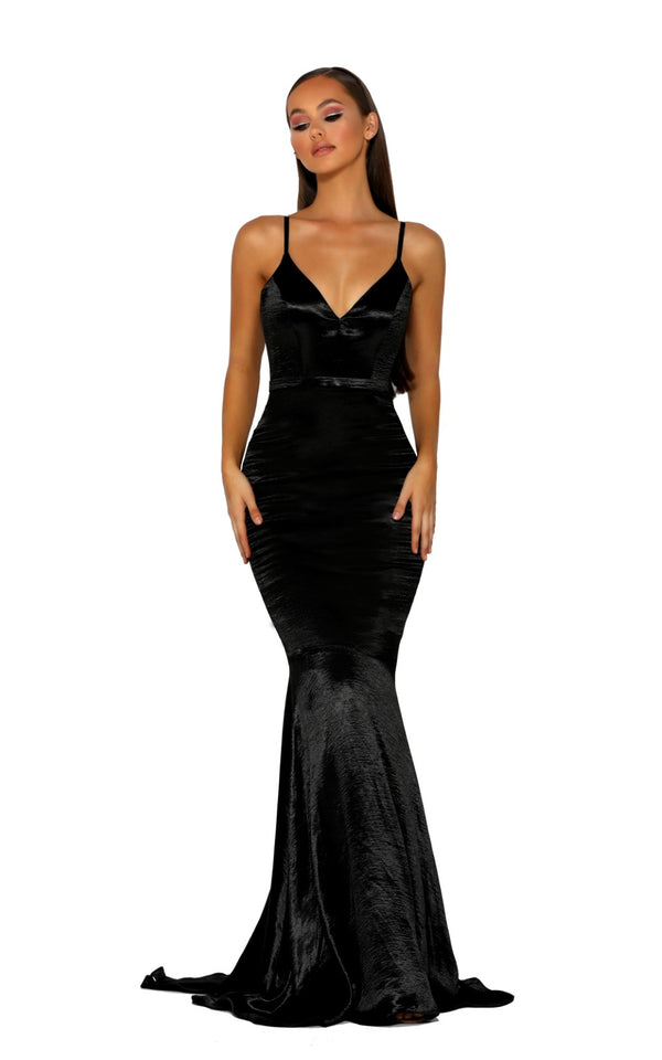 PS2003 BLACK DRESS