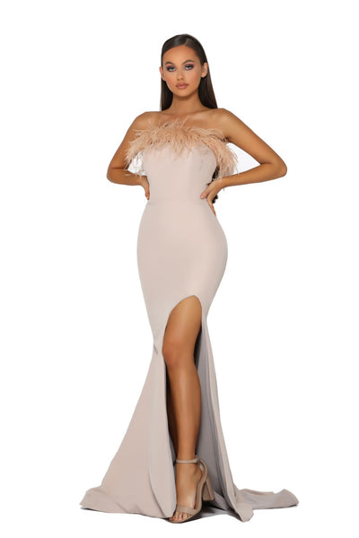 PS2026 NUDE DRESS