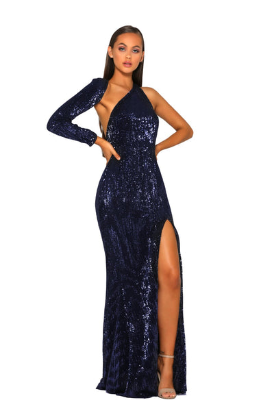 PS2045S NAVY DRESS