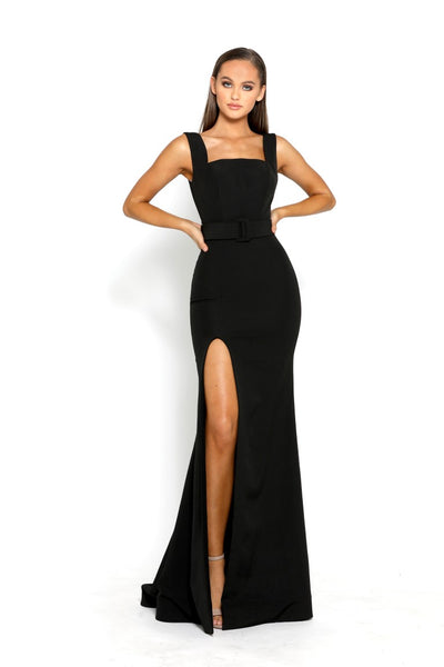 PS2047 BLACK DRESS